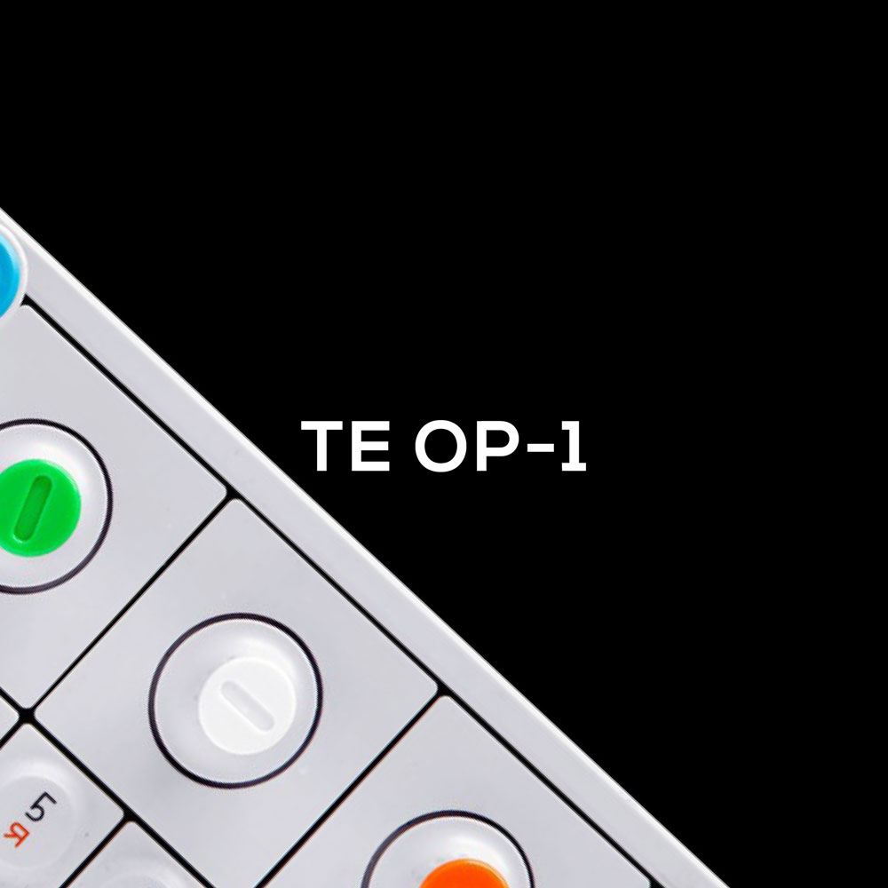 download presets for the Teenage Engineering OP-1 free