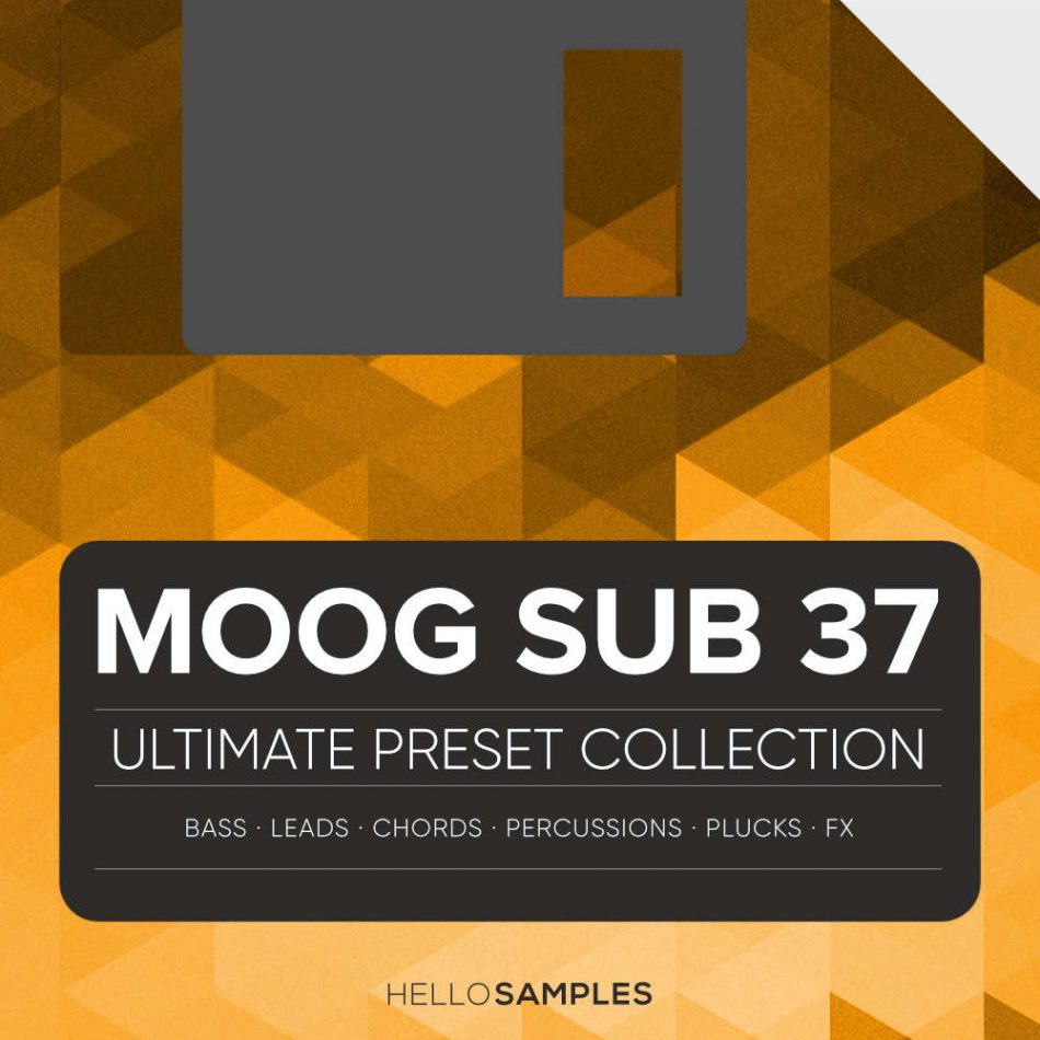 Ultimate Preset pack for Moog Sub37
