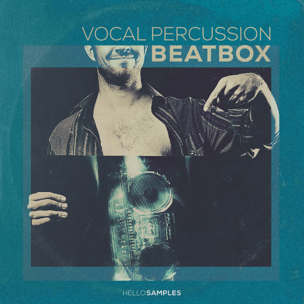 Beatbox Vocal Percussion sound pack in Wav - Ableton - Maschine - Akai MPC format